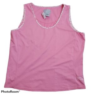 Bolle Sport Sleeveless Athletic Top in XL